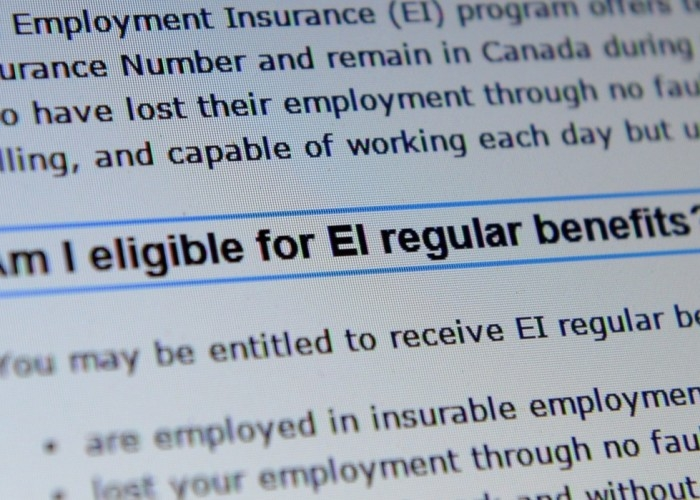 how to cancel employment insurance claim