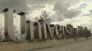 universityofreginasign