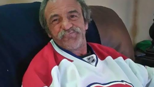 56-year old Andre Aubertin was the victim of homicide according to police in Regina. Another man, 33, has been charged with second-degree murder in the case. (Facebook)
