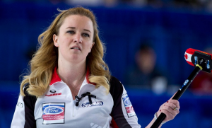 Canada has been eliminated at the women's world curling championships. (Jonathan Hayward/CP)