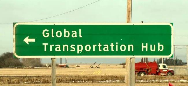 Image result for global transportation hub