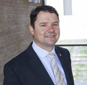 Dr. Mark Brown, president of the Saskatchewan Medical Association.