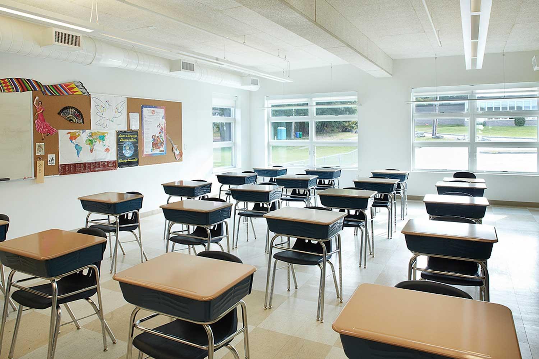 Dan Perrins Hands K 12 Education Governance Report To Saskatchewan Government