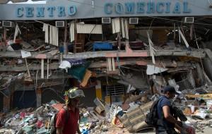 ECUADOREARTHQUAKE