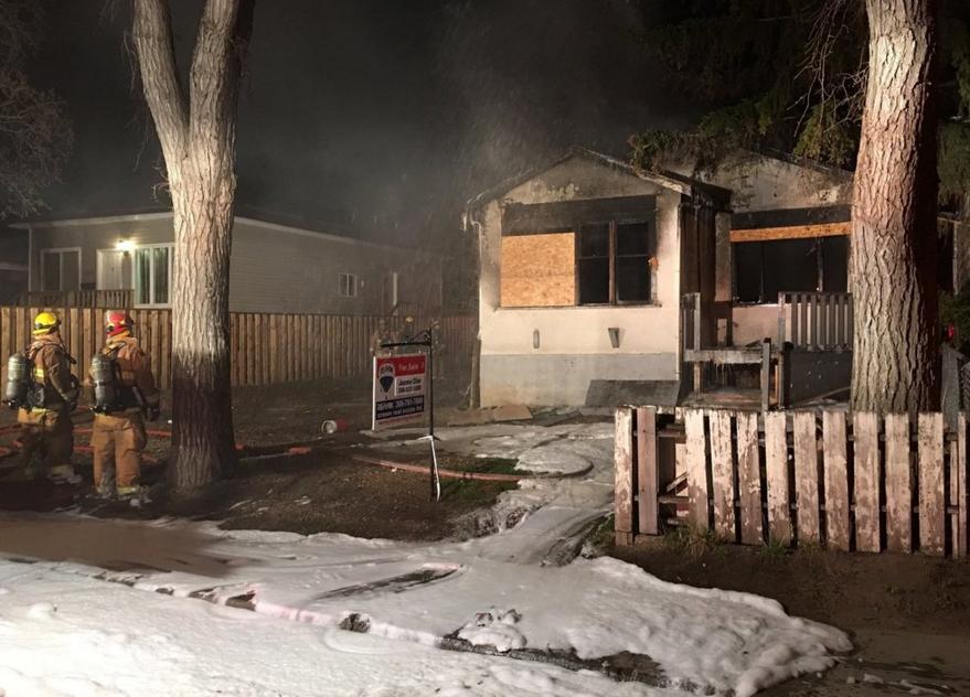 Photo: Regina Fire Department