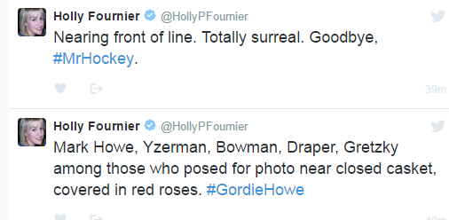 Tweets by @HollyPFournier Breaking news reporter for The Detroit News