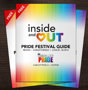2016 Pride Guide for Festival events