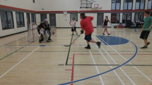 Floor Hockey Record