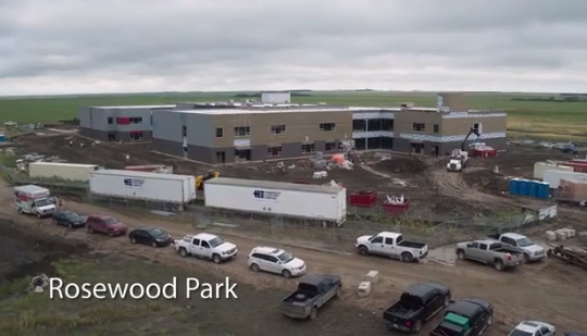 Rosewood Middle School ~ New names chosen for three regina schools ckrm the