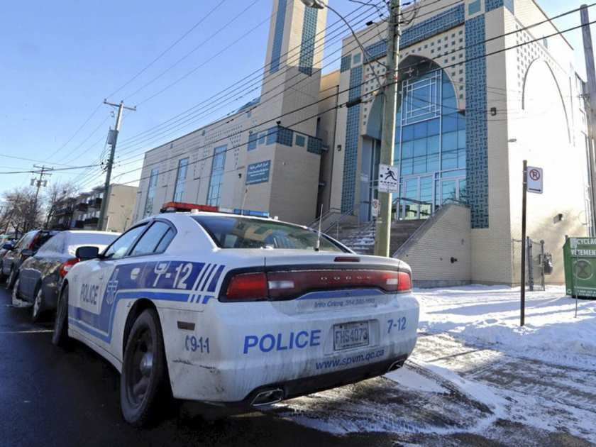 Quebec mosque suspect facing 6 counts of murder 620 ckrm for Club piscine quebec city