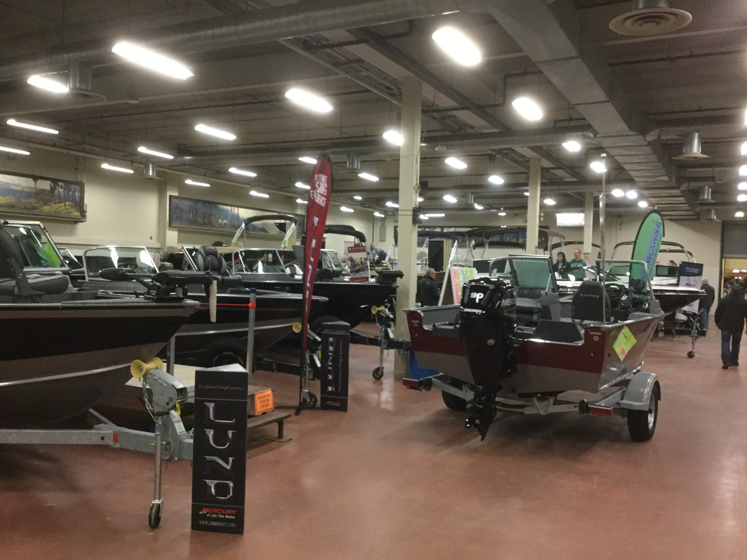 Colin Indoor Rv Amp Boat Sale With Kevin S Marine